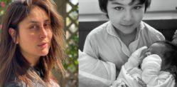 Kareena Kapoor shares 1st Picture of Newborn Child