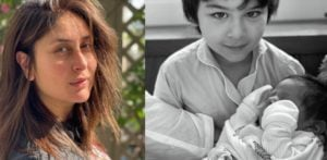 কারিনা কাপুর অবশেষে তার দ্বিতীয়-জন্মের এফ এর এক ঝলক ভাগ করে নেন