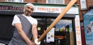 Martial Artist launches 'Karate Kid' inspired Noodle Bar f