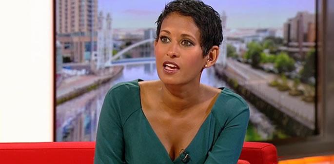 Naga Munchetty replaced on BBC Breakfast Show?