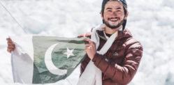 Pakistani Mountaineer aged 19 reaches Mount Everest summit