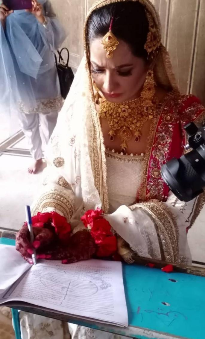 પાકિસ્તાની અભિનેત્રી જિયા અલીએ બિઝનેસમેન 2 સાથે લગ્ન કરવા બદલ ટીકા કરી હતી
