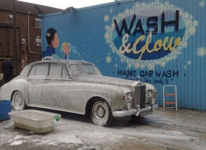 Rafiq Brothers go from Car Wash to Burger Empire Archie's - begin