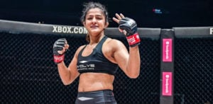 Ritu Phogat calls India 'Future of MMA' f