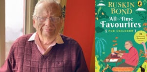 Ruskin Bond marks 87th Birthday with Collection of Favourites f
