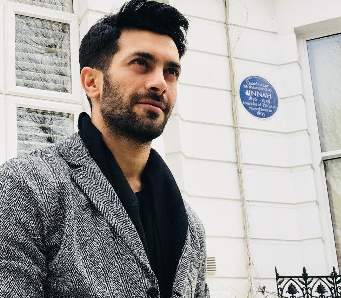 Shahzad Noor opens up on being Male Model in Pakistan 2