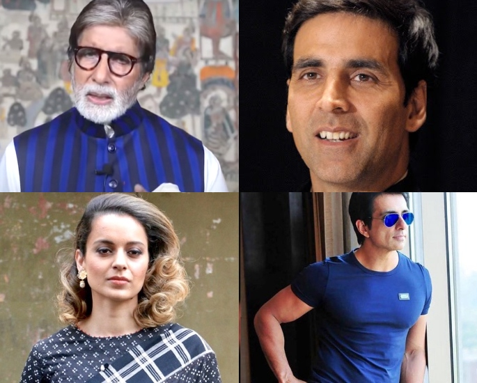 The Historical Impact of COVID-19 on Bollywood – The Stars
