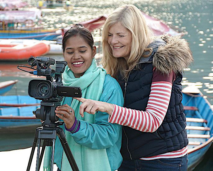 இங்கிலாந்து ஆசிய திரைப்பட விழா கலப்பின திட்டம் 2021 - நான் பெல்மாயா