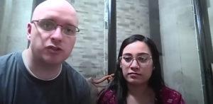 கோவிட் -19 நெருக்கடிக்கு மத்தியில் இந்தியாவில் சிக்கித் தவிக்கும் அமெரிக்க ஜோடி எஃப்