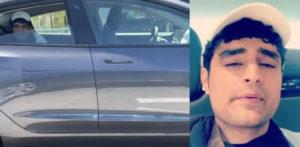 ટેસ્લા એફની બેકસીટમાં ડ્રાઇવિંગ બદલ યુ.એસ. ભારતીય માણસની ધરપકડ
