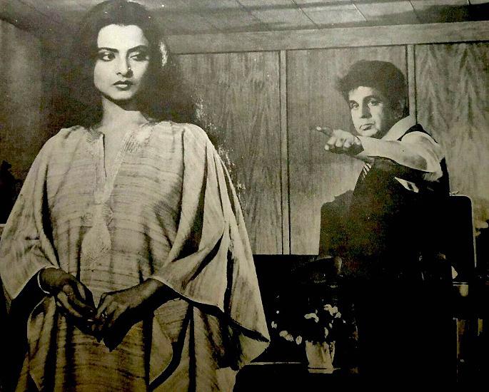 Which Dilip Kumar Films were Incomplete & Unreleased? - Aag Ka Darya
