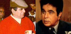 Which Dilip Kumar Films were Incomplete & Unreleased?