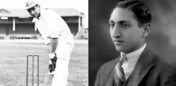 Which is the only Cricketer to Play for India and England?