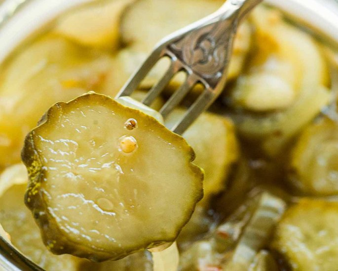 Why are Pickles Good for a Keto Diet - pickle