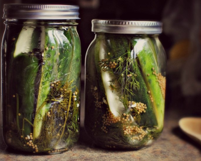 Why are Pickles Good for a Keto Diet - recipe