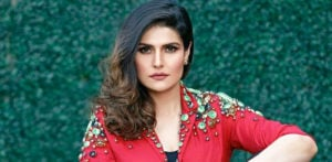 Zareen Khan says Body Shaming started after Acting f