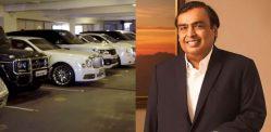 10 Luxury Cars owned by Mukesh Ambani