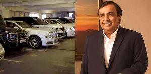 10 Luxury Cars owned by Mukesh Ambani f