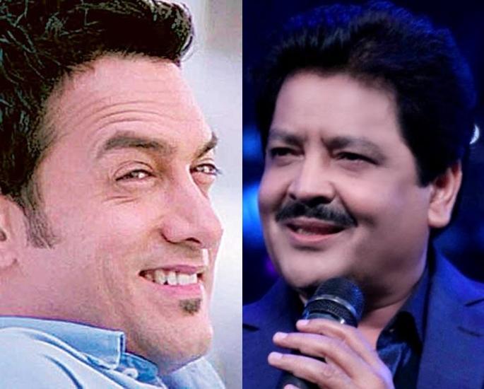 بالی ووڈ میں 12 اعلی اداکار۔ گلوکار کے مجموعے۔ عامر خان اور ادیت نارائن