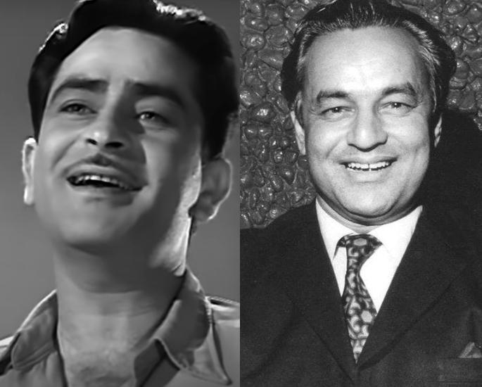 بالی ووڈ میں 12 ٹاپ اداکار اور گلوکار کے مجموعے۔ راج کپور اور مکیش