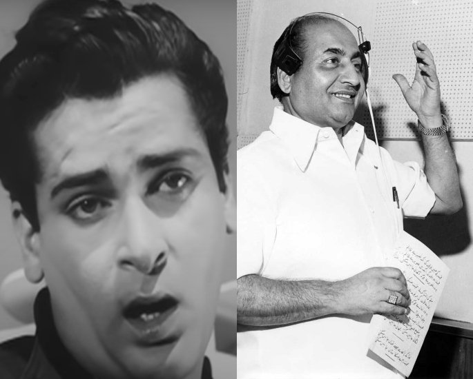 12 Top Actor-Singer Combinations in Bollywood – Shammi Kapoor and Mohammad Rafi