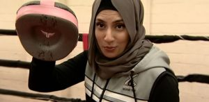 1st Hijab-wearing Boxing Coach looks to bring Equality f