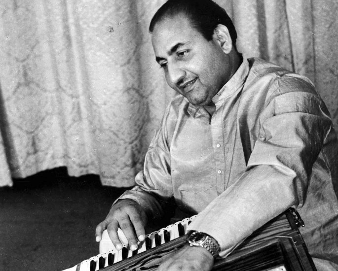 30 Famous Indian Ghazal Singers of All Time – Mohammad Rafi