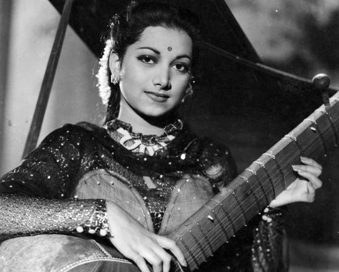 30 Famous Indian Ghazal Singers of All Time – Suraiya