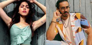 Alaya F reacts to Aaishvary Thackeray Dating Rumours f