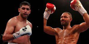 Amir Khan says Kell Brook bout 'still relevant' as he targets Return f