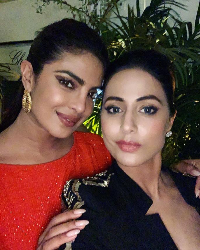 Hina Khan karibu aliruka Sherehe ya Cannes kwa sababu ya Priyanka? - hina