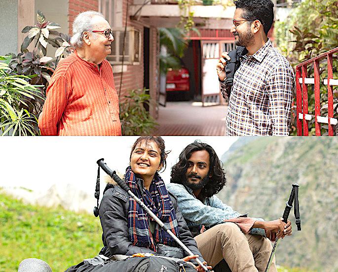 લંડન ભારતીય ફિલ્મ મહોત્સવ 2021: સિનેમા અને Programનલાઇન કાર્યક્રમ - અભિજાન અને આહર