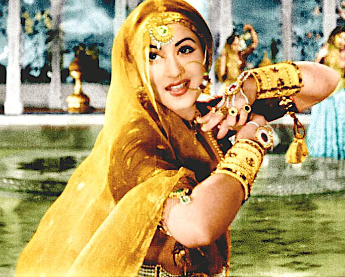 લંડન ભારતીય ફિલ્મ મહોત્સવ 2021: સિનેમા અને Programનલાઇન કાર્યક્રમ - મોગલ-એ-આઝમ