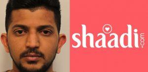 Shaadi.com वर भेटल्यानंतर माणसाने बलात्कार केला f