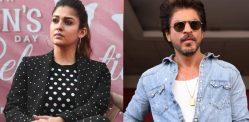 Nayanthara to make Bollywood Debut opposite SRK?