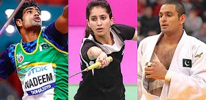 Pakistan at Tokyo Olympics 2021 with Top Prospects - f3