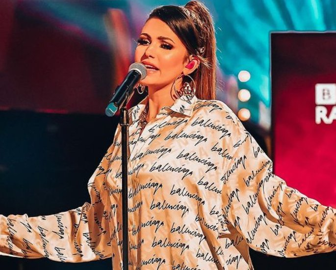 گلوکارہ شیما نے میوزیکل انفلوینس اور 'بولی بیٹس' سے گفتگو کی