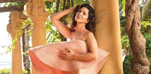 Sunny Leone goes Nude for Dabboo Ratnani Calendar 2021 f