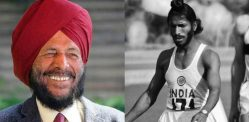 'The Flying Sikh' Milkha Singh passes away due to Covid-19