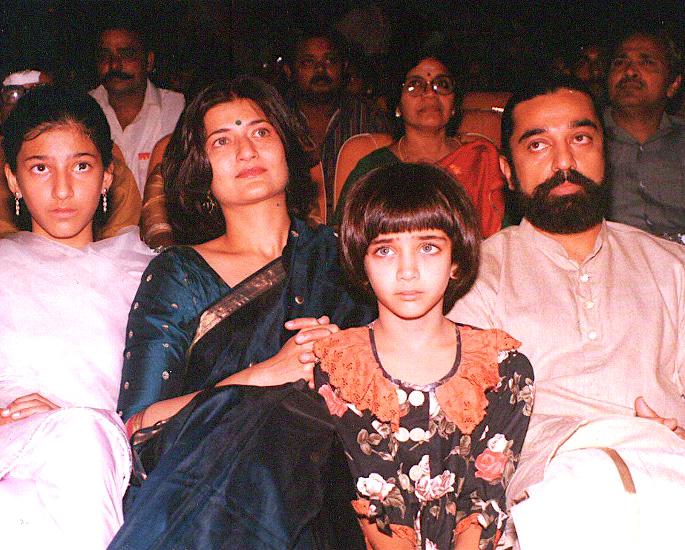 कौन सी प्रसिद्ध बॉलीवुड शादियां अलग हो गईं? - कमल हासन सारिका