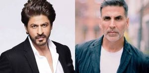 Why could SRK never work with Akshay Kumar f