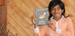 10-year-old Boy writes 30-Chapter Book during Lockdown