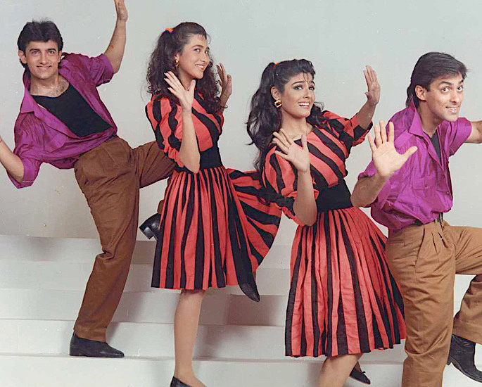 20 Bollywood Chick Flicks Every Girl Must Watch - Andaz Apna Apna