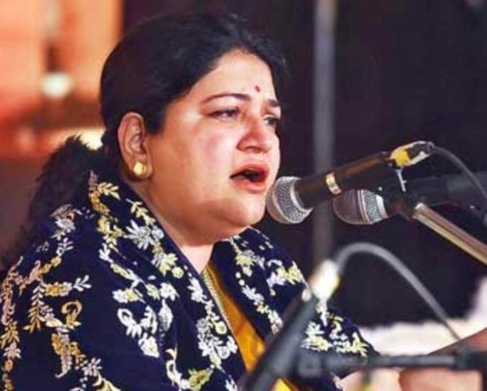 30 Famous Indian Ghazal Singers of All Time – Anita Singhvi