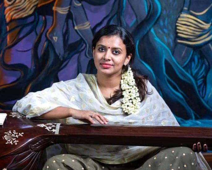 Waimbaji 30 maarufu wa India wa Ghazal wa Wakati Wote - Sithara Krishnakumar
