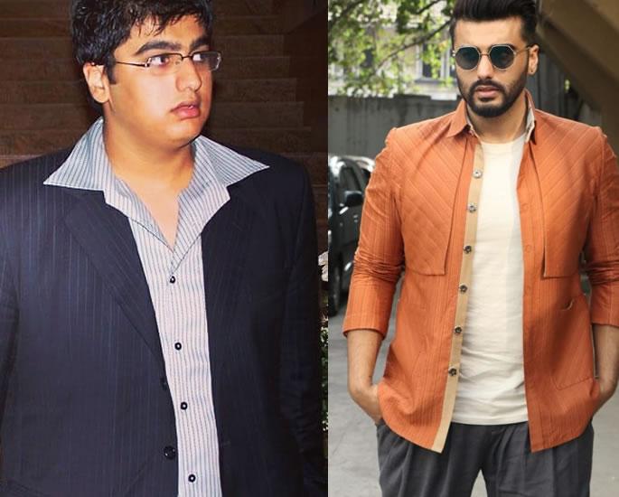 6 Inspiring Bollywood Weight Loss Transformations - arjun