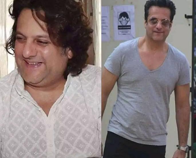 6 Inspiring Bollywood Weight Loss Transformations - fardeen