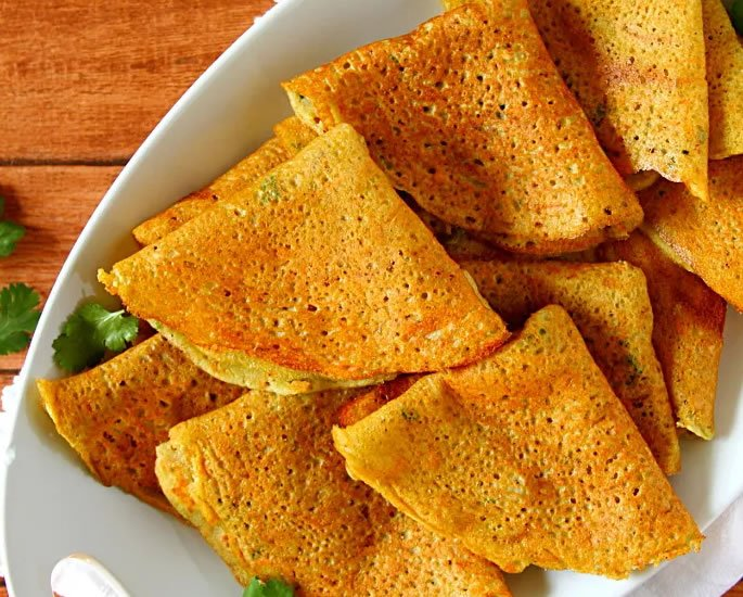 7 Best Indian-inspired Breakfasts to Make - crepe