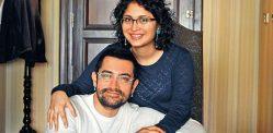 عامر خان اور کرن راو نے طلاق کا اعلان کردیا