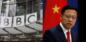 China slams BBC as 'Bad-mouthing British Corporation' f